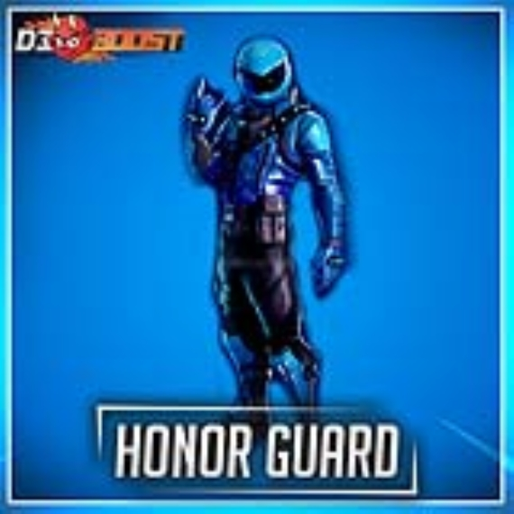 HONOR GUARD SKIN | REGION FREE | 5 MINS DELIVERY | 100% SAFE