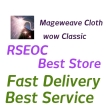 WTS WOW Classic Mageweave Cloth, All server US/EU delivery!