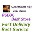 WTS WOW Classic Cured Rugged Hide, All server US/EU delivery!