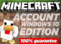 Minecraft Windows 10 Edition Key GLOBAL