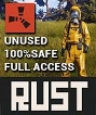 Cheap Price Only For Today--Rust Steam-0-5 Years Old Steam RUST account (0 hours played) l Full access#8925