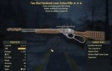 Two Shot Explosive MoveSpeed  Lever Rifle (45lvl) - Delivery 3-5min!