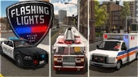 Flashing Lights - Police Fire EMS STEAM KEY
