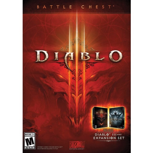 Diablo 3 Battlechest CD Key North America for PC/MAC