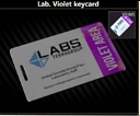 [PC]  Lab. Violet Keycard -- Instant Delivery