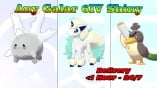 Pokemon Sword Shield - Any Galar Form 6IV Shiny Pokemon - Legit - Delivery <2h