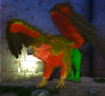 PC PVE NEW COLORED GRIFFIN LVL 219 BASE CLONE
