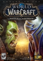 World of Warcraft Battle for Azeroth NA for PC/Mac