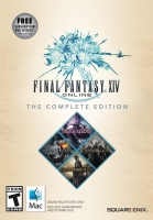 Final Fantasy XIV Shadow Bringer Complete Edition for MAC OS - Not Registered to an Account