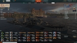 [NA] WoWs Unicum account 6k+ battles, 64% wr, 21 T10 ships including premiums such as Stalingrad, Salem and Somers