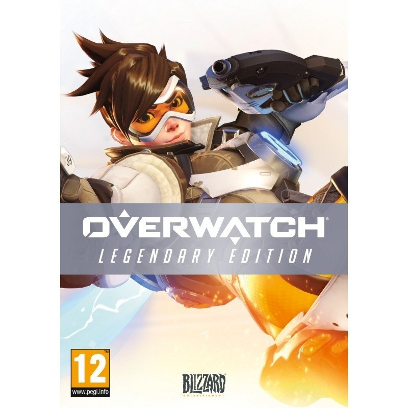 Overwatch Legendary Edition NA CD Key for PC/Mac