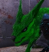 PC PVE NEW GREEN/BLACK/YELLOW MANAGARMRS 3090 STAM 1278 DMG 100% IMPTINTED LVL 377 UNLEVELED