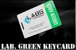 Lab.Green Keycard