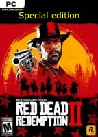 Red dead redemption 2 PC [Special edition] [Social club]