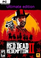 Red dead redemption 2 PC [Ultimate edition] [Social club]