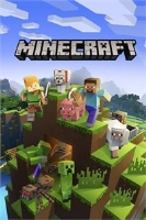 Minecraft for Windows 10 Starter Collection code