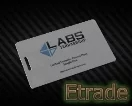 Laboratory Access Keycards