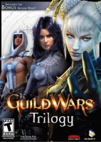 Guild Wars Trilogy CD Key (Prophecies + Factions + Nightfall)