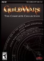 Guild Wars Complete Collection CD Key (Prophecies + Factions + Nightfall + Eye Of The North)