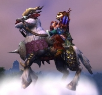 Swift Windsteed--Removed from game unique MOUNT. Last item.