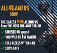 Fresh PUBG account (0 hours played) l [You choose nickname] Any country l ORIGINAL EMAIL l FULL ACCESS l All4Gamers shop [1597rd]