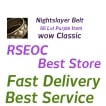 WTS Nightslayer Belt, All classic server delivery!