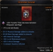 BEST AMULET (DOUBLE Phy/Rend att dmg, 45% mat dmg, 36% ALL res, 20% crit dmg, +2 ailm stack) - FAST DELIVERY
