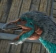 PC PVE NEW CYAN THERIZINOSAURS 25.5K 1200DMG IMPRINTED READY FOR DRAGON