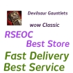 WTS Devilsaur Gauntlets, All classic server delivery!