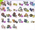 All 27 Gigantamax pokemons - Shiny and non shiny - Max EV 6iv 10 minutes delivery READ AD