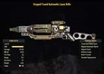 Unlimited Ammo Laser Rifle (Best Gun at moment)