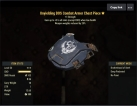 Unyielding(Weapons -20%Weights) BOS Combat Armor Chest Piece
