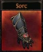GODLY Sorc Gauntlet LV60 45 Occ Dmg, 25 Resource, 97 Crit Chance, 104 Wis, 36 Force Reg, 290 Mat Res FAST DELIVERY HANDFARMED !