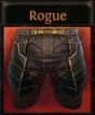 GODLY Rogue Pants LV60 42 Mat Dmg, 34 Transfer Time, 286 Dodge Chance, 43 Agi, 20 Will Reg, 1796 HP FAST DELIVERY HANDFARMED !
