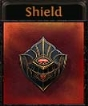 GODLIKE Shield LV60 549 All Res, 63 Block Chance, 47 Block Eff, 334 Mat Res FAST DELIVERY HANDFARMED !