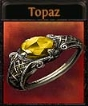 GODLY Topaz Ring LV60 41 Ele Dmg, 27 Frost, 25 Frost, 5 Frost Life Leech, 20 Crit Dmg, 1602 HP FAST DELIVERY HANDFARMED !
