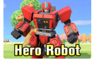 Animal Crossing Hero Robot