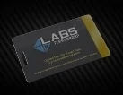 Lab. Black Key Card [FAST DELIVERY]