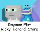Rayman Fist Growtopia Cheapest & Instant Delivery