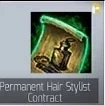 Permanent Hair Stylist Contract
