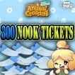 Buy Cheap 400 Nook Miles Ticket Animal Crossing New Horizons / Instant delivery enough in stock
