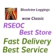 WTS Bloodvine Leggings, All classic server delivery!