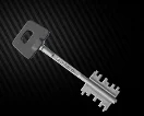 Key to KIBA Outlet grate door + In Stock + Instant Delivery - %100 Safe  Magazine case