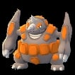 Rhyperior Rock Wrecker Legacy Move Trade to your account - HIGH LEVEL 30-35