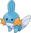 Mudkip  (x125 Pieces) [Chance to get Shiny] - Pre- Swampert