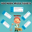 Buy cheap 800 NOOK MILES TICKETS Animal Crossing New Horizons Instant delivery enough in stock