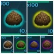 PC PVE NEW KIBBLE FULL SET*100 (Each KIBBLE X100)