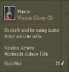 Jergant / Viscous Glossy Oil