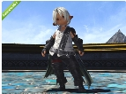 Thancred's Modish Attire