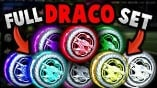 PS4 DRACO SET _ FAST DELIVERY